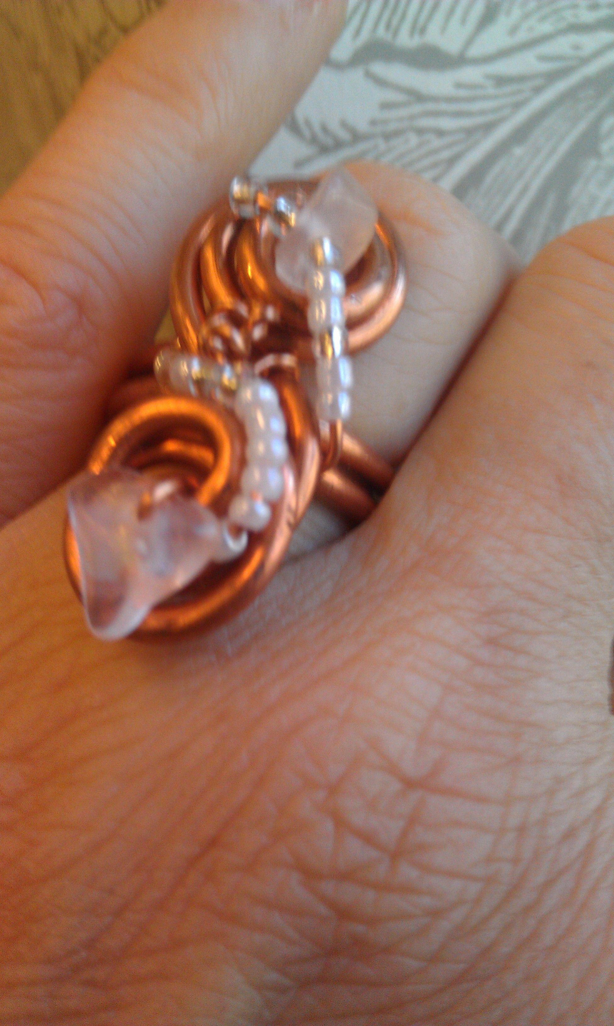 27++ Rose quartz crystal wedding ring ideas in 2021