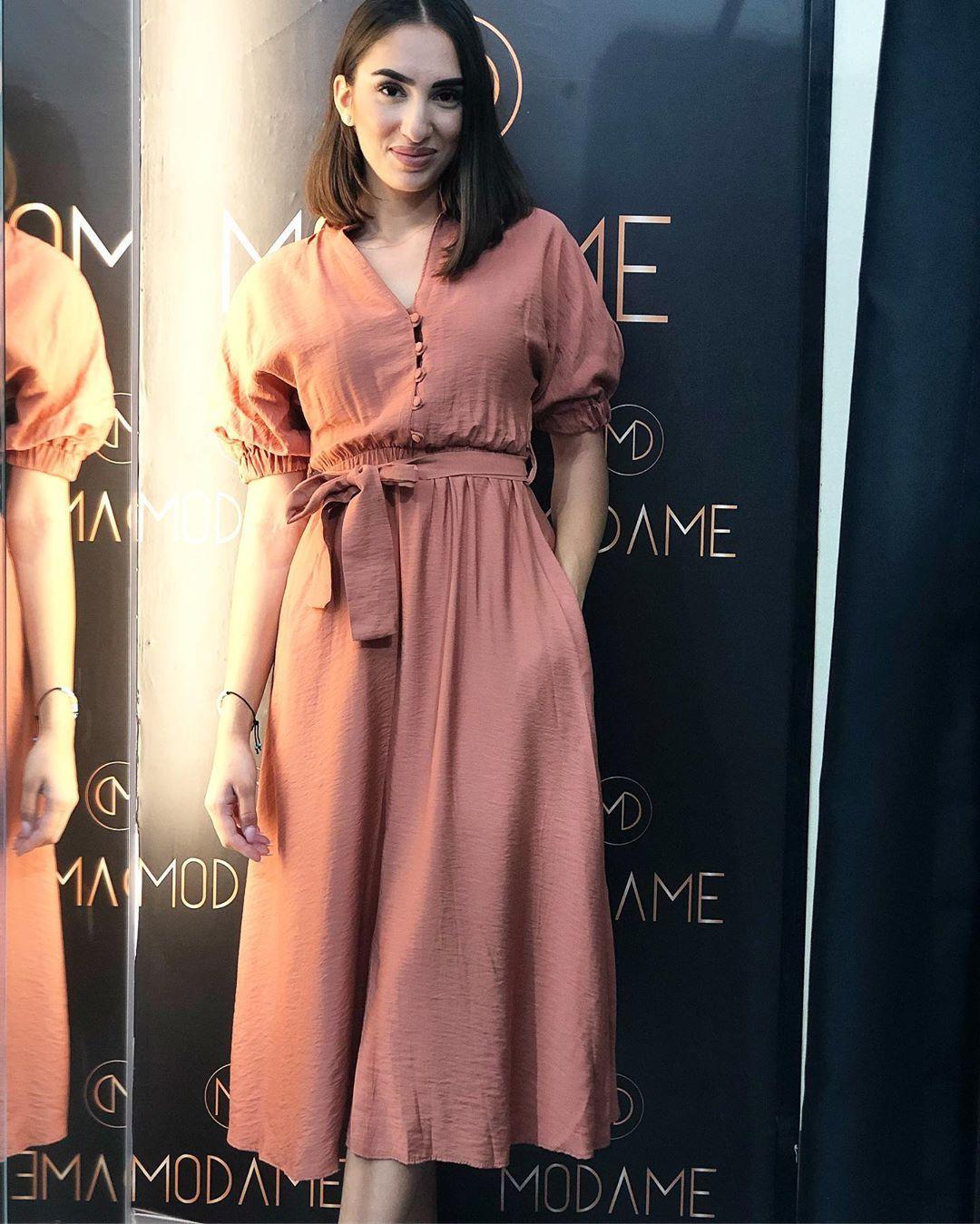 Super elegantes Sommerkleid 😍 14,14€ #modame #modamedresses