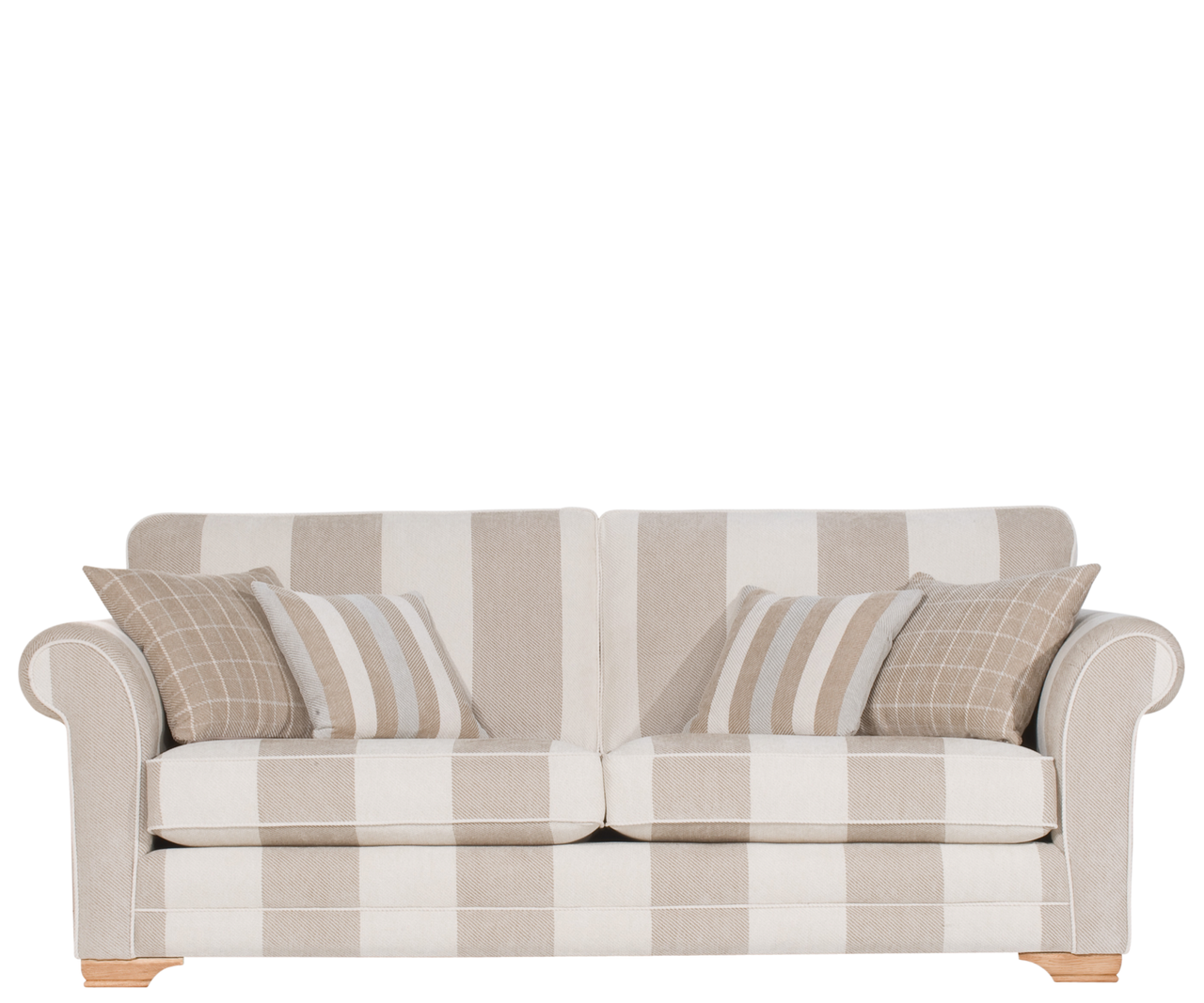 Harborough 4 Seater Split Sofa Standard Back