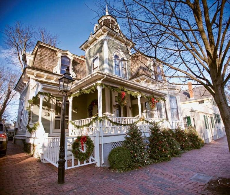 Christmas on Nantucket in 2020 (With images) Nantucket