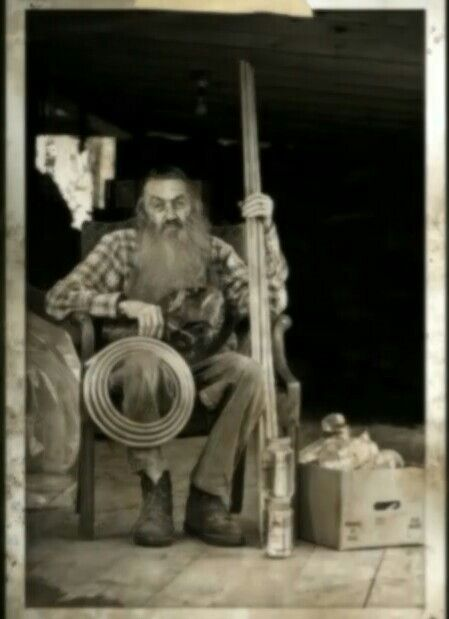 Popcorn Sutton by Andy Armstrong <3