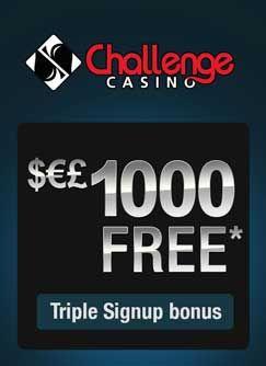 Challenge Casino Online