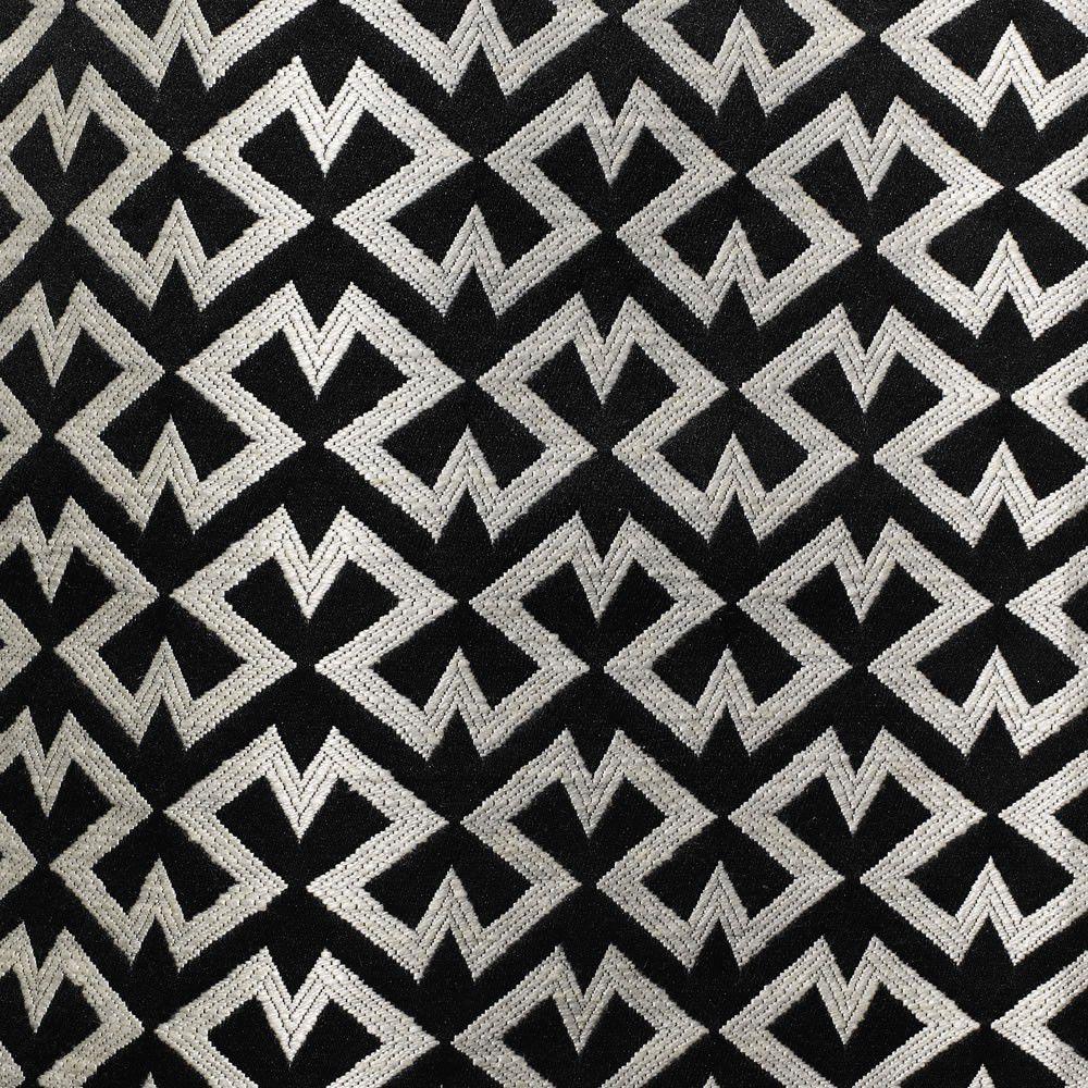Tissu d 39 ameublement motif g om trique en polyester for Moquette motif geometrique