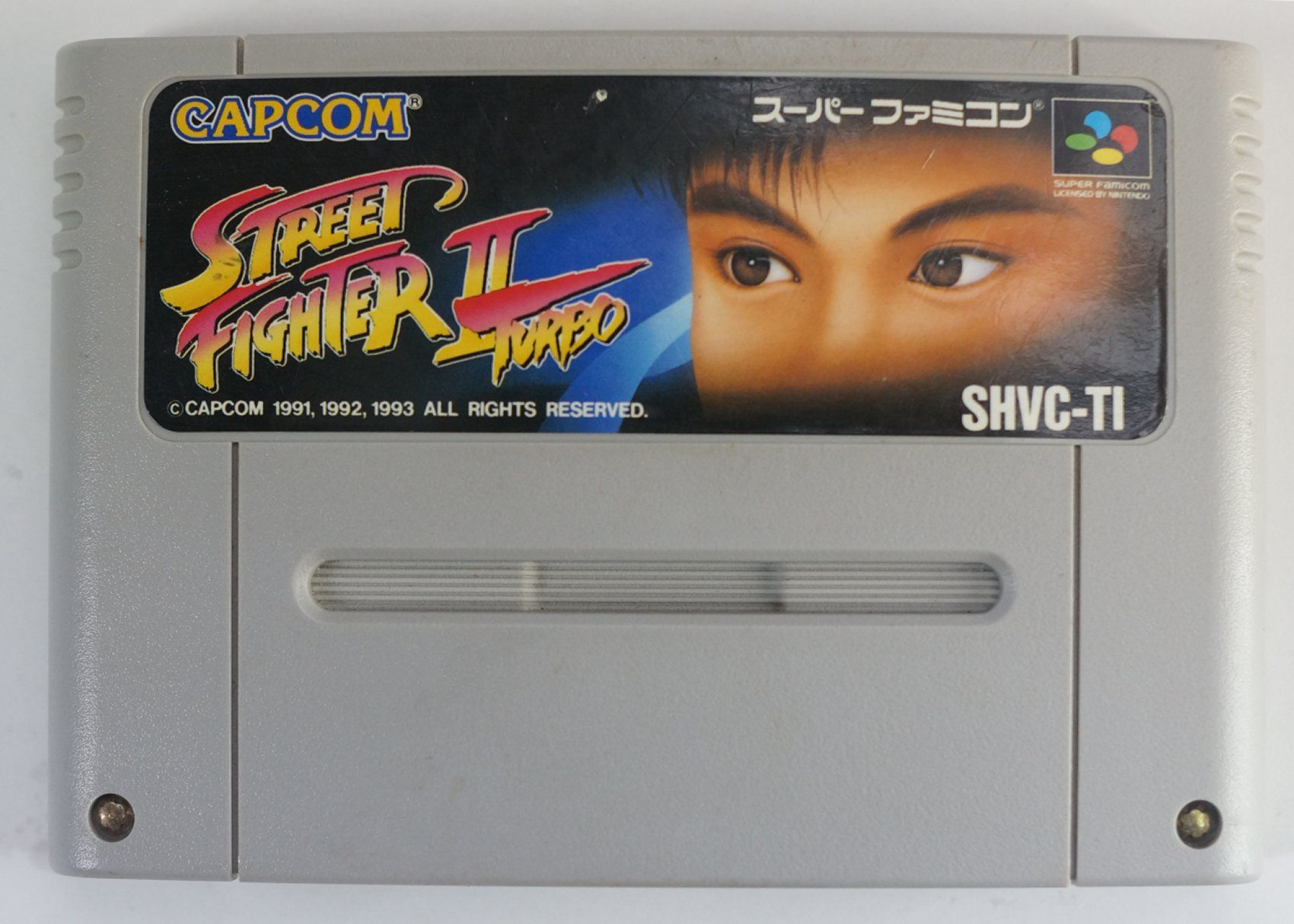 Super ‪#‎Famicom‬ :  Super Famicom : Street Fighter II Turbo SHVC-TI http://www.japanstuff.biz/ CLICK THE FOLLOWING LINK TO BUY IT ( IF STILL AVAILABLE ) http://www.delcampe.net/page/item/id,0366378852,language,E.html