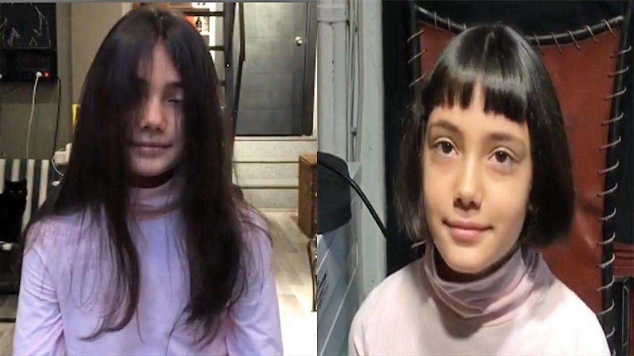 Super Long Haircut To Short Bob Women Hairstyles For Short Hair