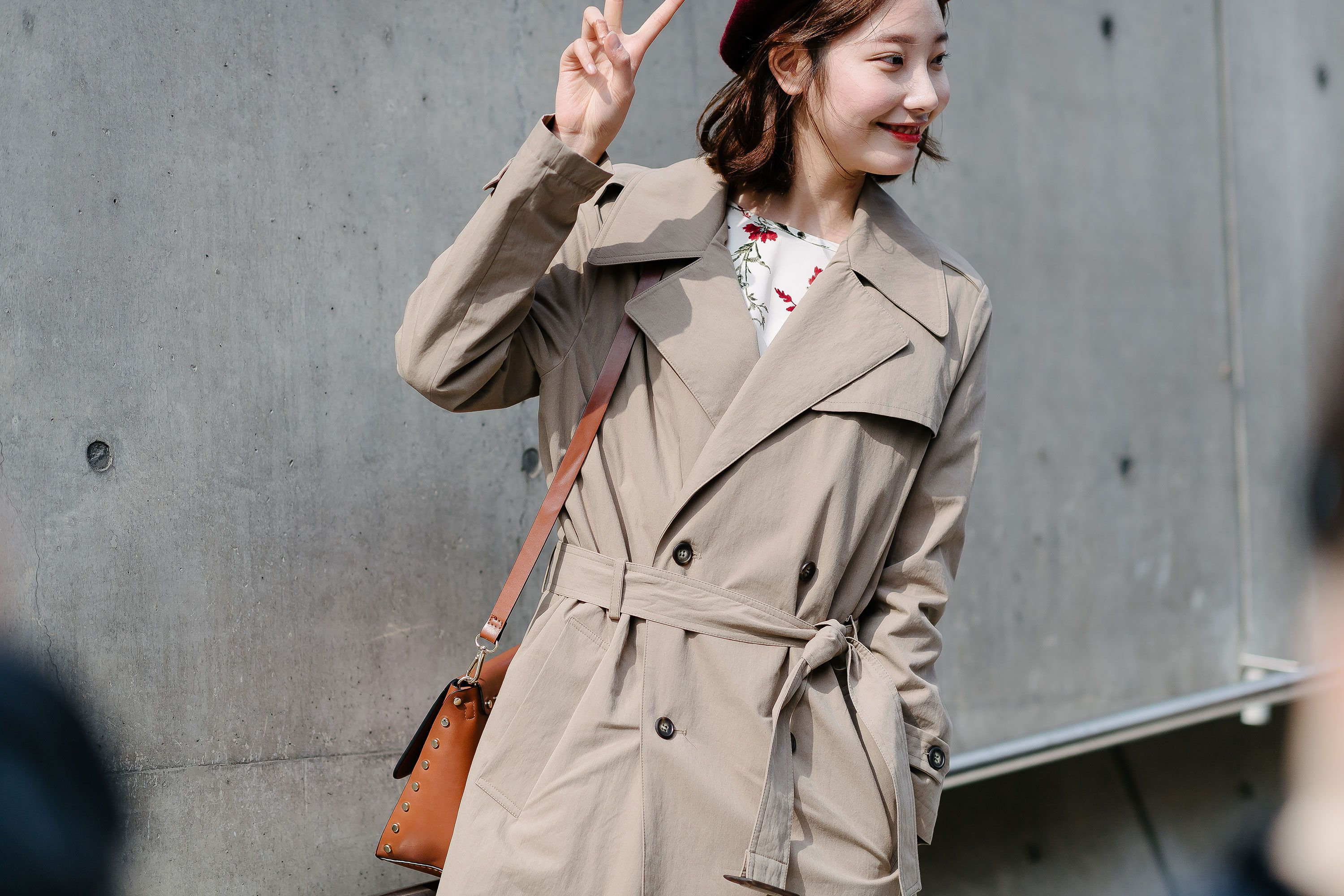 Serious street style inspiration from Seoul.
