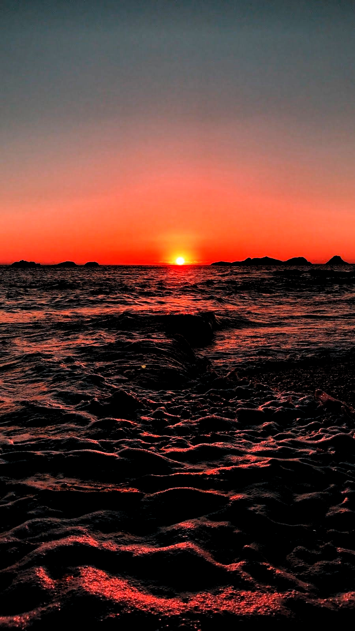 Beach Sunset Android Wallpaper Wallpaper Iphone Android Background Followme Wallpapers Aesthetic In 2020 Android Wallpaper Wallpaper Iphone Cute Iphone Wallpaper