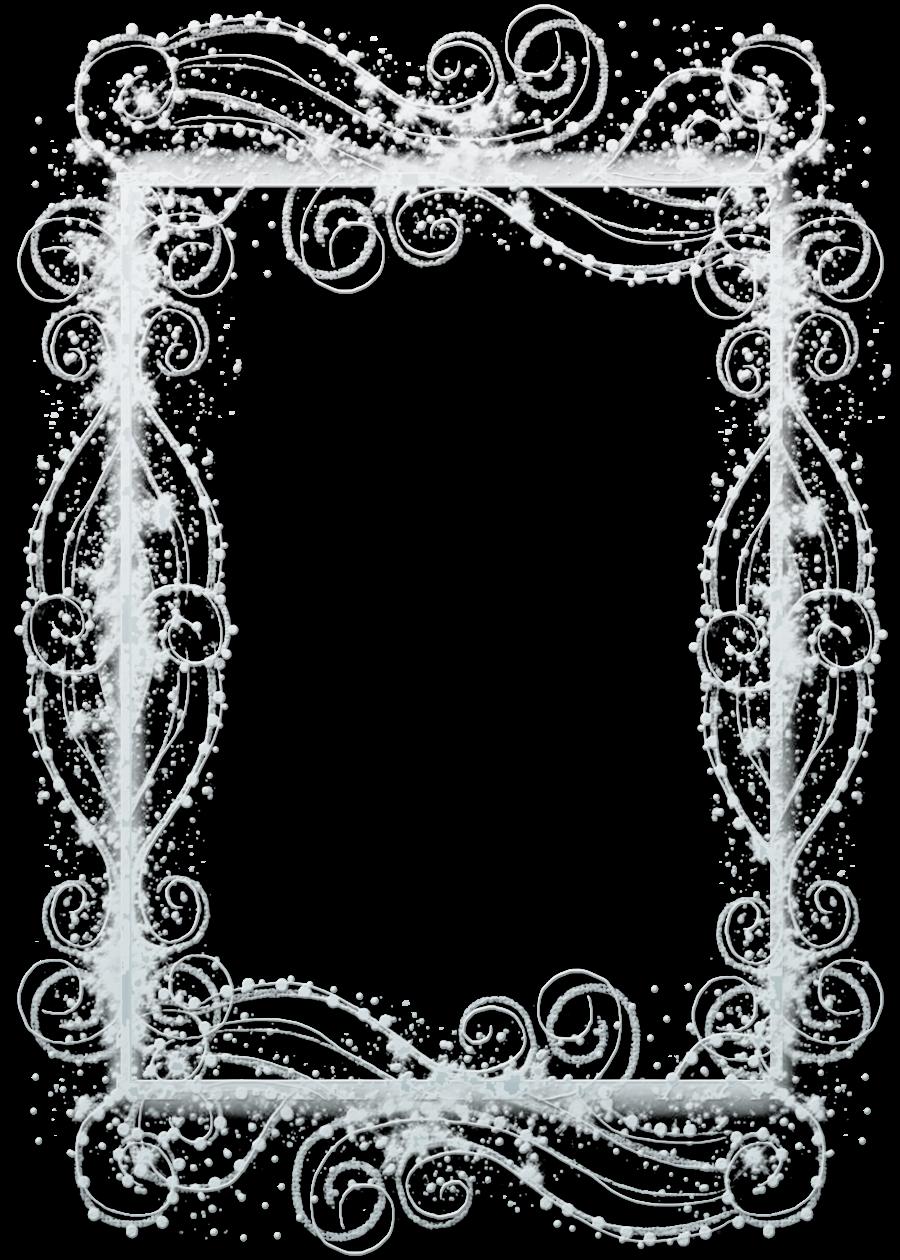 Let It Snow Frame Png By Melissa Tm On Deviantart Boarders And Frames Frame Halloween Frames