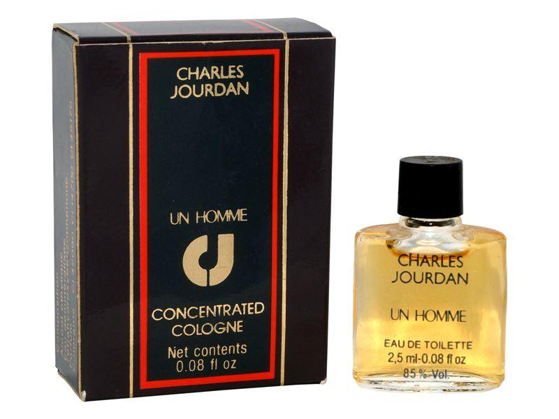 Charles Jourdan - Miniature Un homme (Eau de toilette 2.5ml)