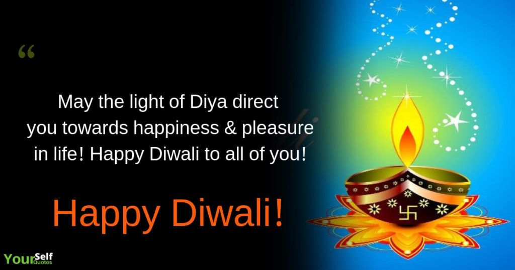 Happy Diwali Wishes Quotes for Friends and Family