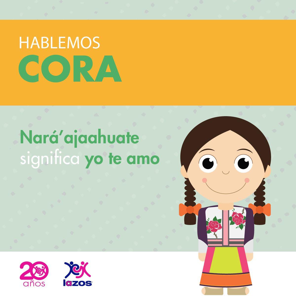 Hablemos Cora Lenguas Indigenas De Mexico Palabras En Nahuatl Actividades Para Primaria