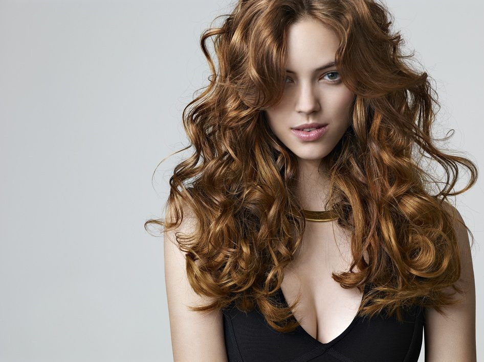 Coiffeur Sergio Bossi 2012 Texture Cheveux long femme