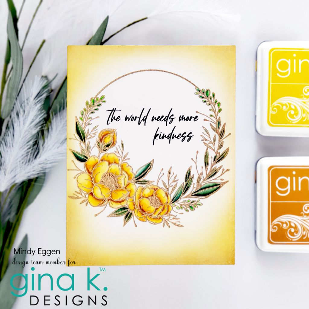 Gina K Designs February 2020 Release Blog Hop Day 2 in