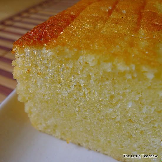 No Ovalette Moist Sponge Cake Recipe Petitchef
