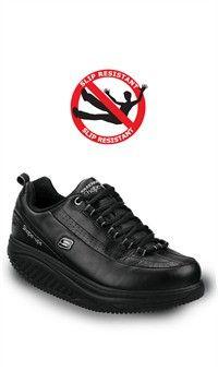 Skechers Women s Lace Up Sneaker Chef Shoes c9eaed04d