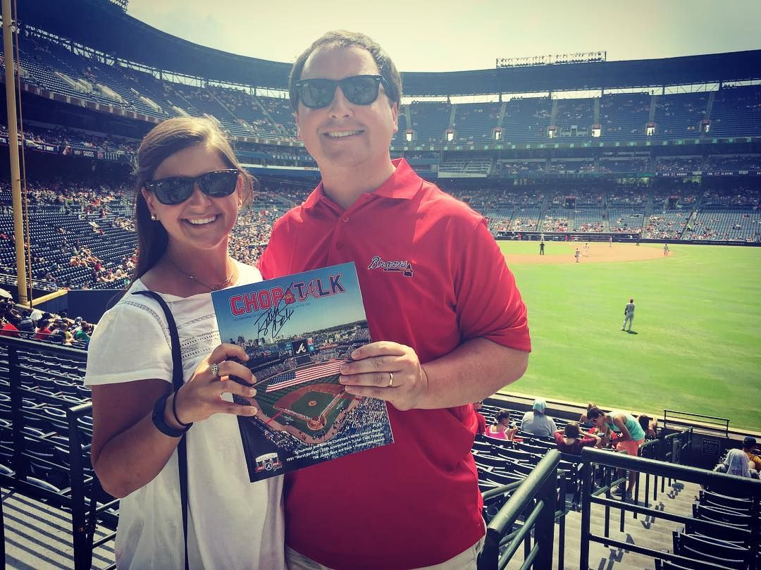 huge selection of 7e27b d7346 This has been claimed! Stop by the Braves Clubhouse Store or ...