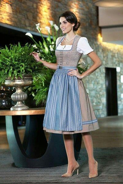 Dirndl & Trachtenkleider >>> #ichliebekleiderstore ...