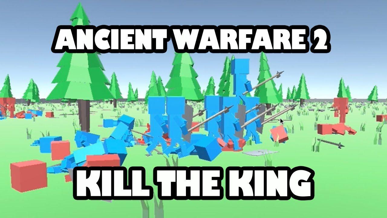 Ancient Warfare 2 cheeky battle hack - ancient warfare 2 | gmvr gaming videos