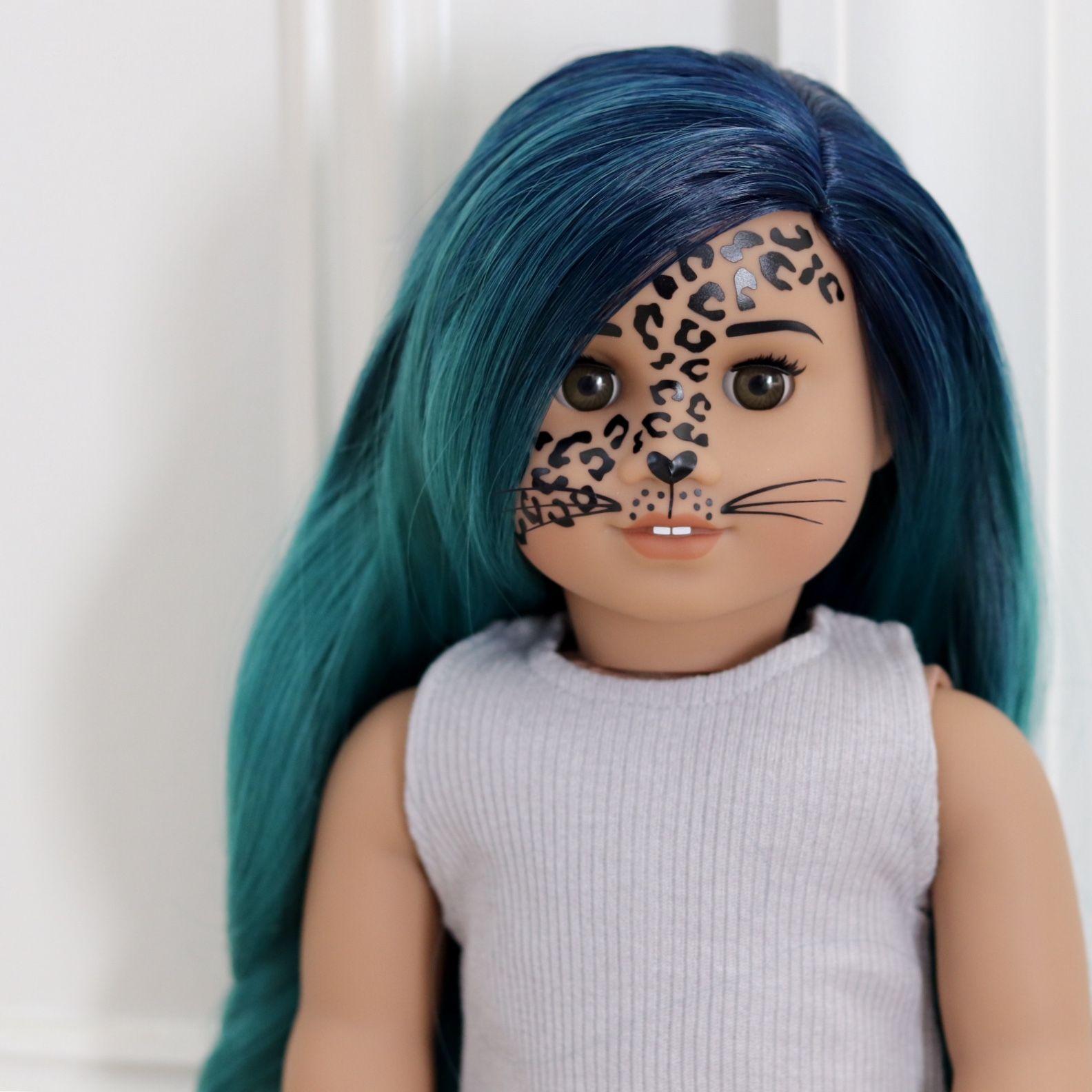 American Girl Halloween Tattoo Set Swift Spots