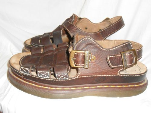 for the dude in the summer..Old school,doc.martens sandal