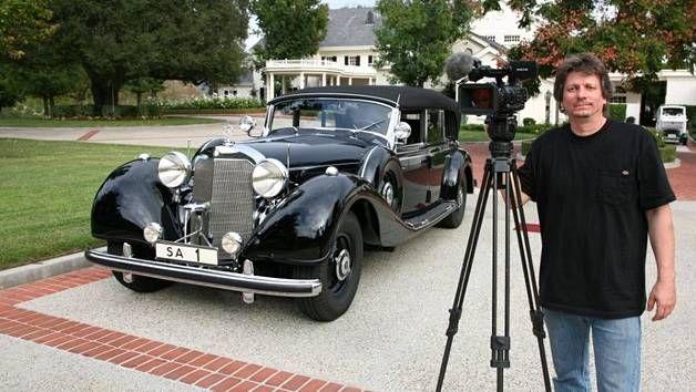 Tänään tv:ssä: Veli Vartiala ja Mannerheimin auto.