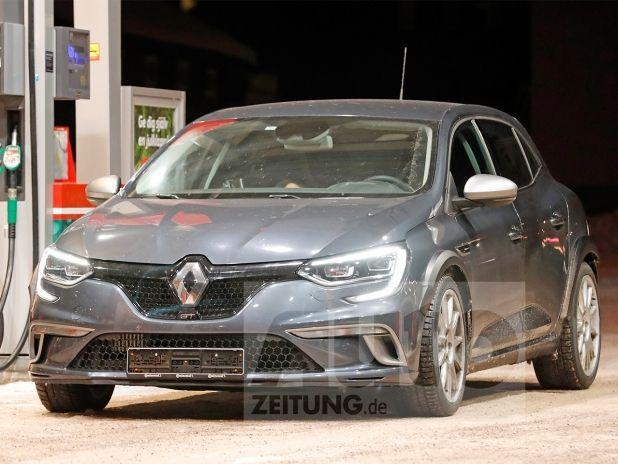 Renault Mégane R.S. (2017): Preis | Cars