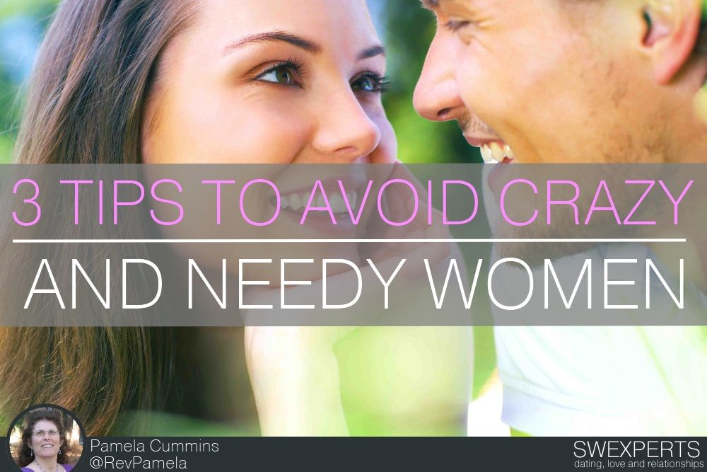 Men actually love needy women