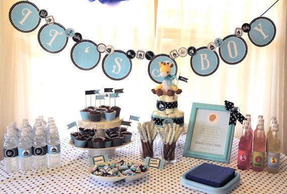 1000+ images about Baby Shower Themes on Pinterest | Chevron baby ...