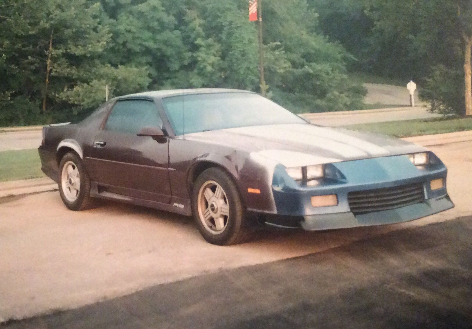 It Started With A 100 Wrecked 1992 Camaro That Did Not Run 14 Fuel Pump Wiring