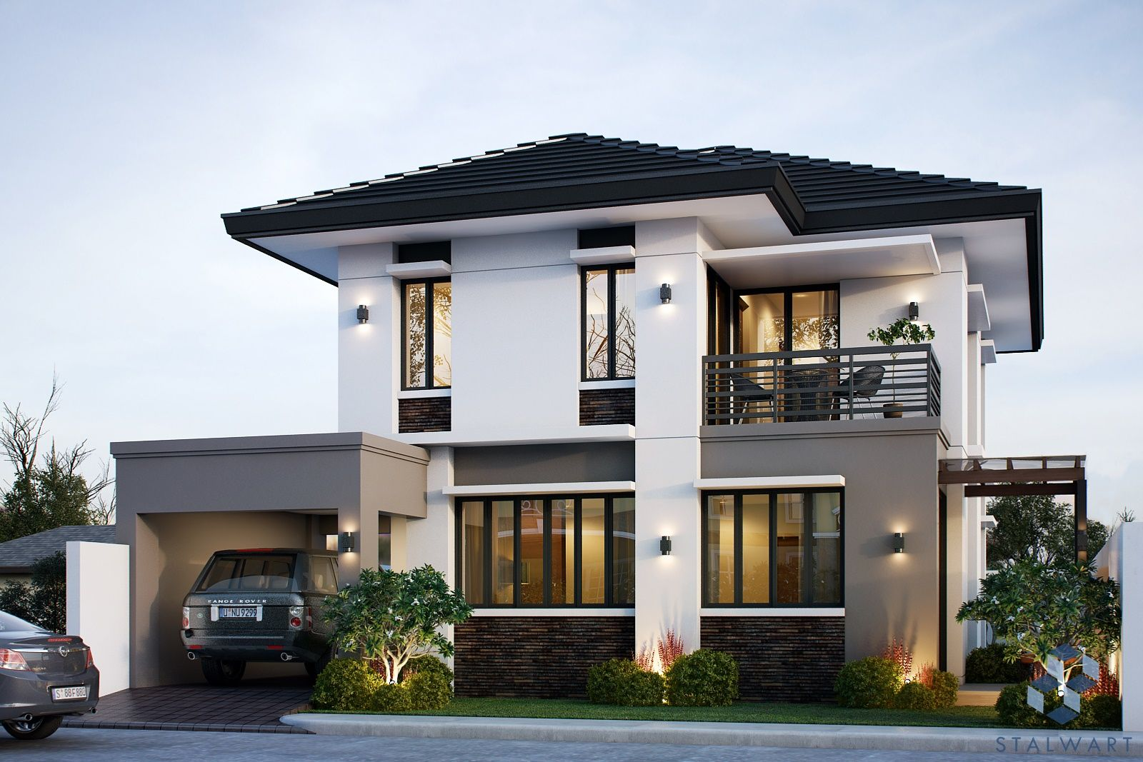 763ecff57d9aa3cfb320b6db3a985168 - 18+ Small Modern Zen House Design Images