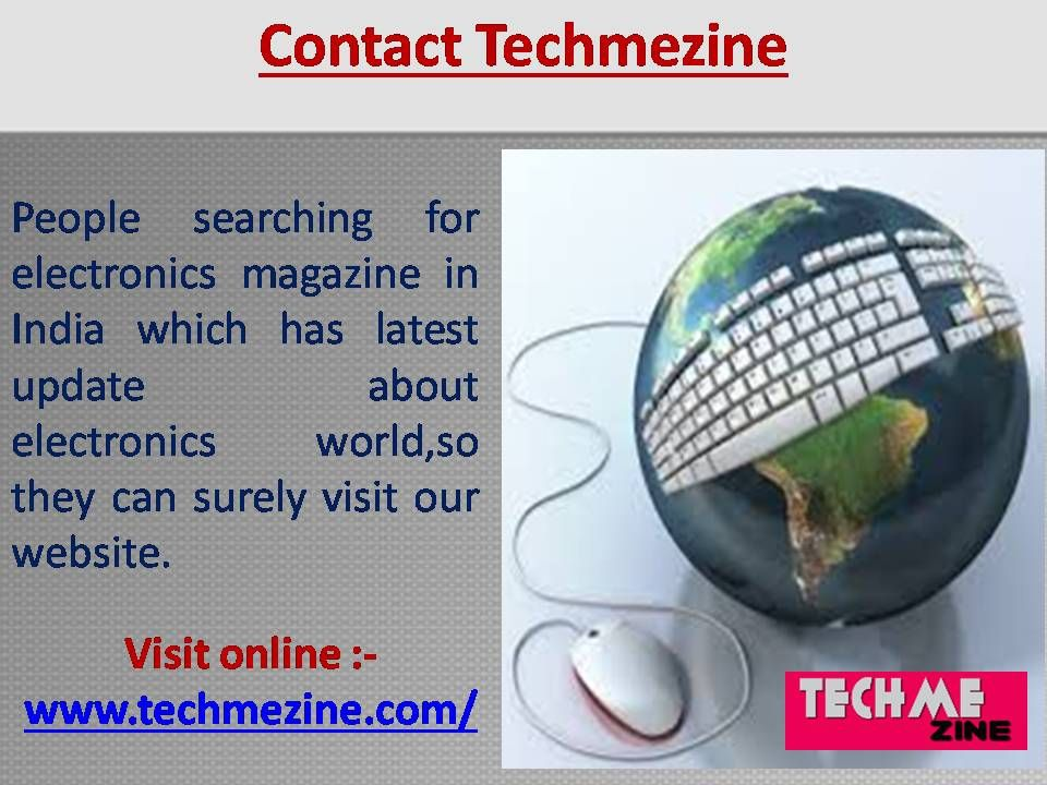 Read about the future of electronics components