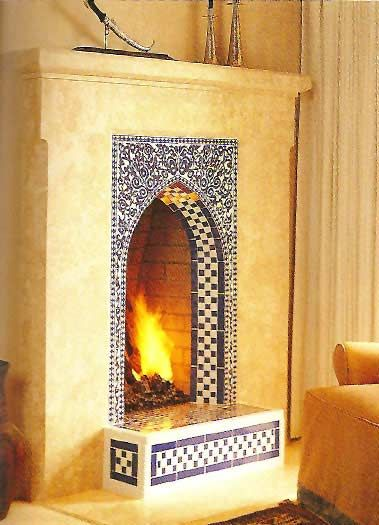 Ordinaire Good Fireplace Tile Designs Create A Natural Focal Point In Any Room. When  Designed With