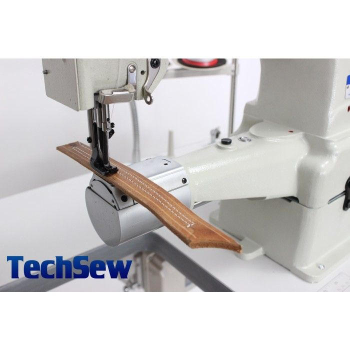 Techsew 40 Light Medium Leather Industrial Sewing Machine Stunning Industrial Sewing Machine For Leather