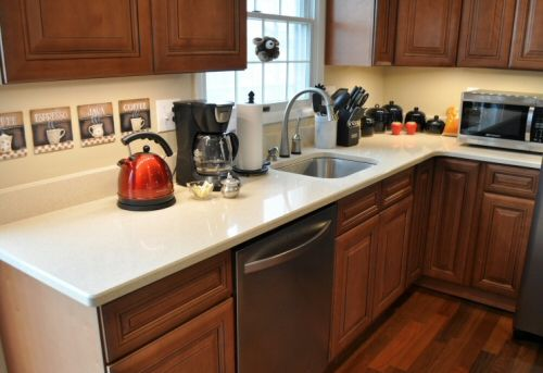 Superbe Review: Closeout Cabinets (AKA In Stock Kitchens, IPC) How To Install  Countertops