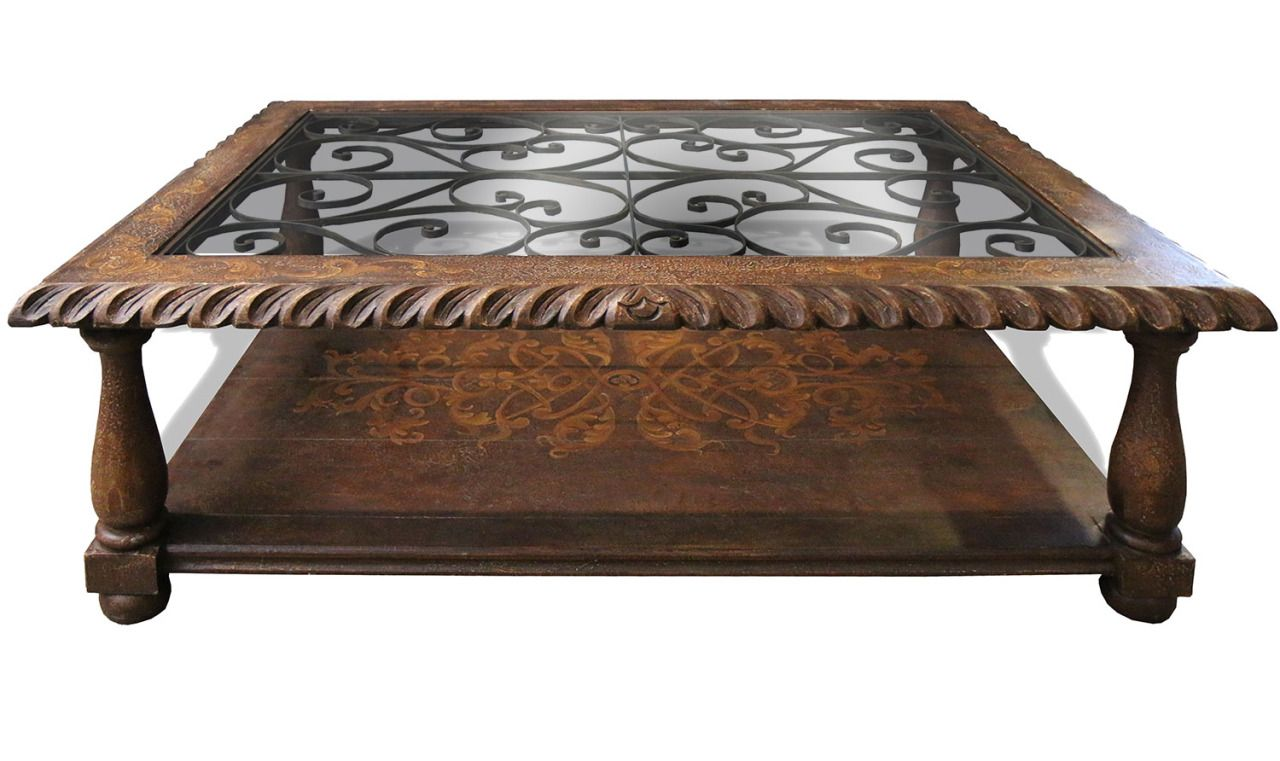 Get This Tuscan Coffee Table For Your Tuscany Styled Home