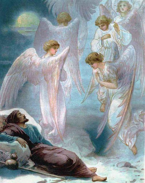 Tratado De Los Angeles Santo Tomas De Aquino Arte Biblico Imágenes De ángeles Arte De ángel