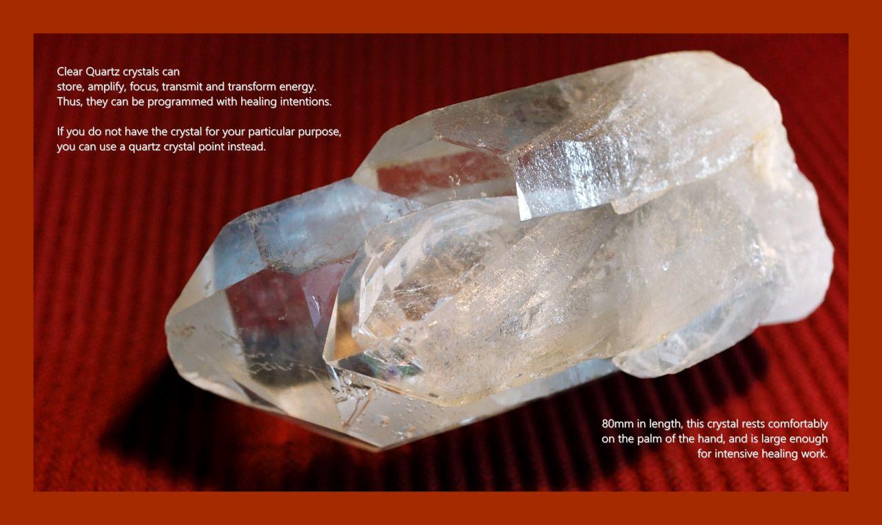 #crystals #crystalhealing #180dayscrystals #raiseyourvibration #positiveenergy #clearquartz