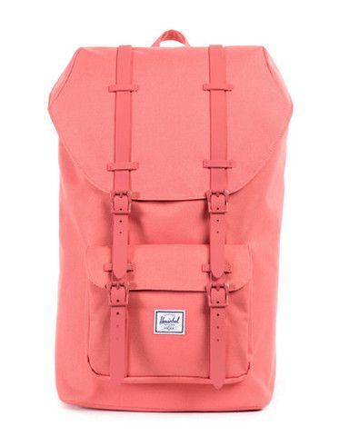 Herschel Little America Backpack/ Rubber Straps