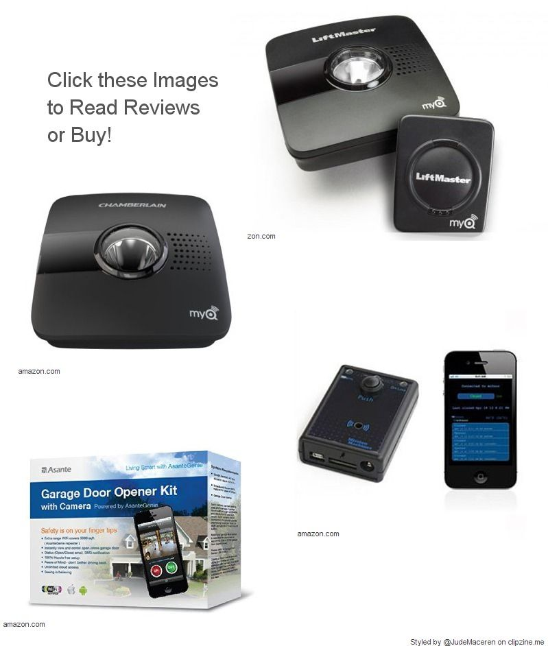 Best Wifi Garage Door Opener Windows Phone Chamberlain Android Rated Reviews 2015 On Flipboard With Images Best Wifi Garage Door Opener Garage Doors