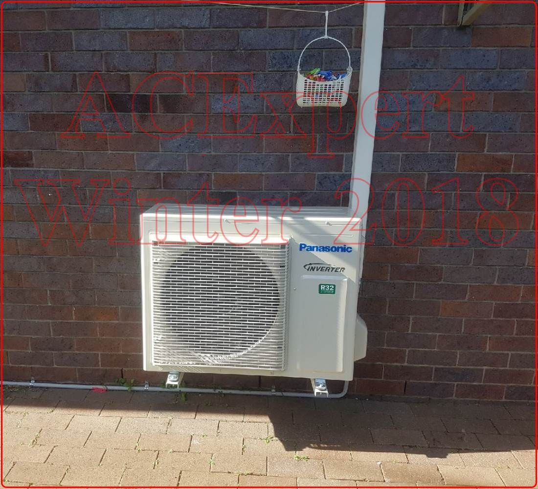 Some of our expert air conditioner installations in