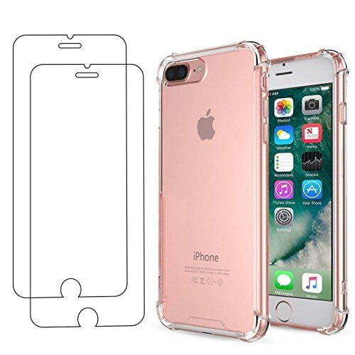 coque iphone 8 plus lots silicone