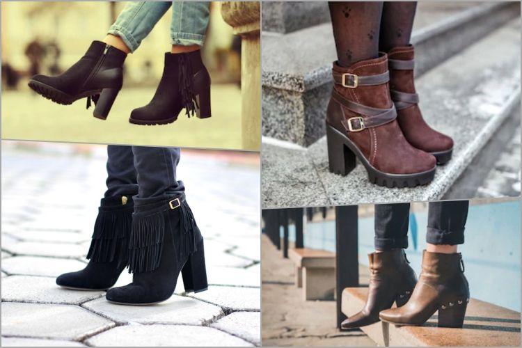 e0c9b3629 Tendências botas femininas 2019 | Botas | Botas femininas, Botas ...