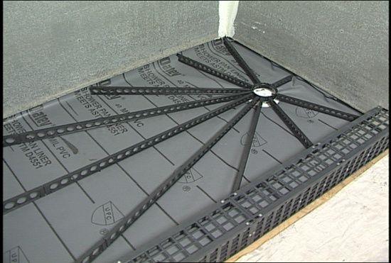 DIY Walk-In Shower: Step 3- Prep For Tile - DIYdiva | Handicap ...