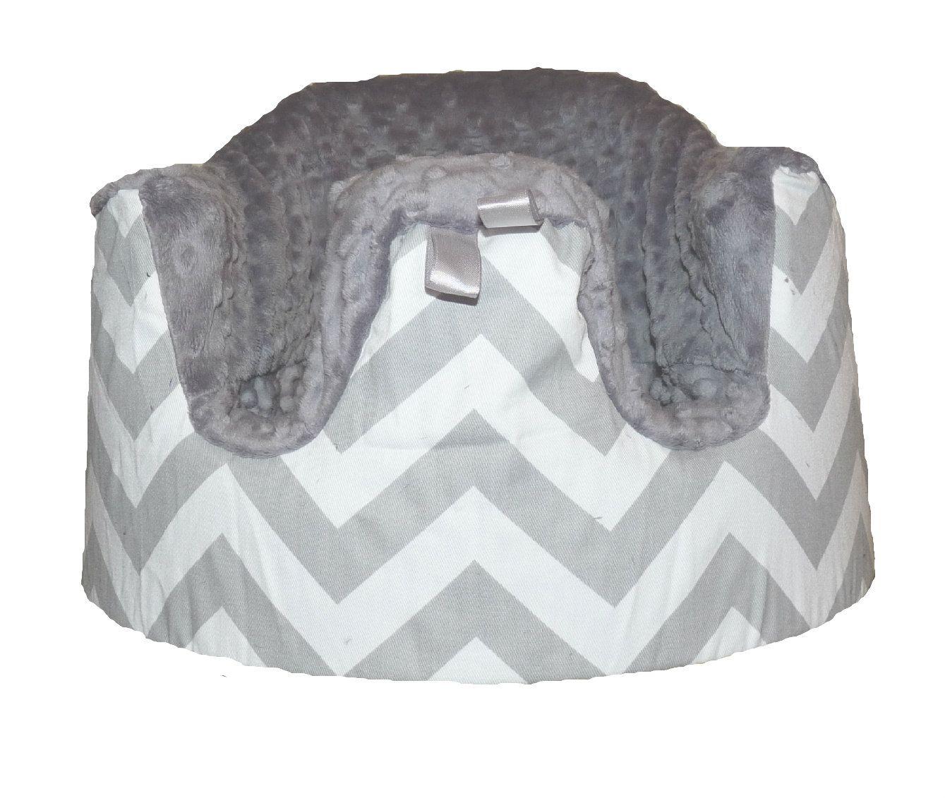 Bumbo Seat COVER in Chevron Gray | Baby | Pinterest | Bebe, Ropa ...
