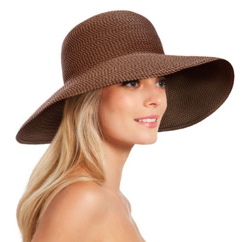 a077d434340 Eric Javits Luxury Fashion Designer Women s Headwear Hat - hampton - Antique