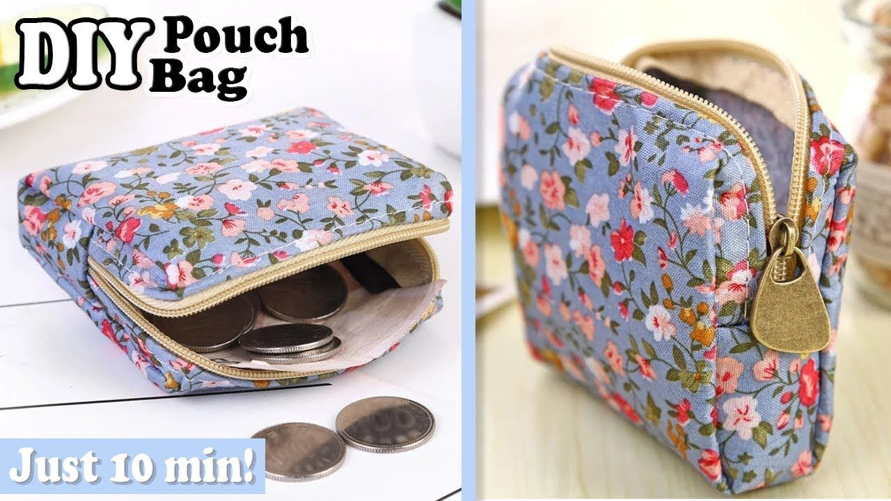small pouch bag pattern