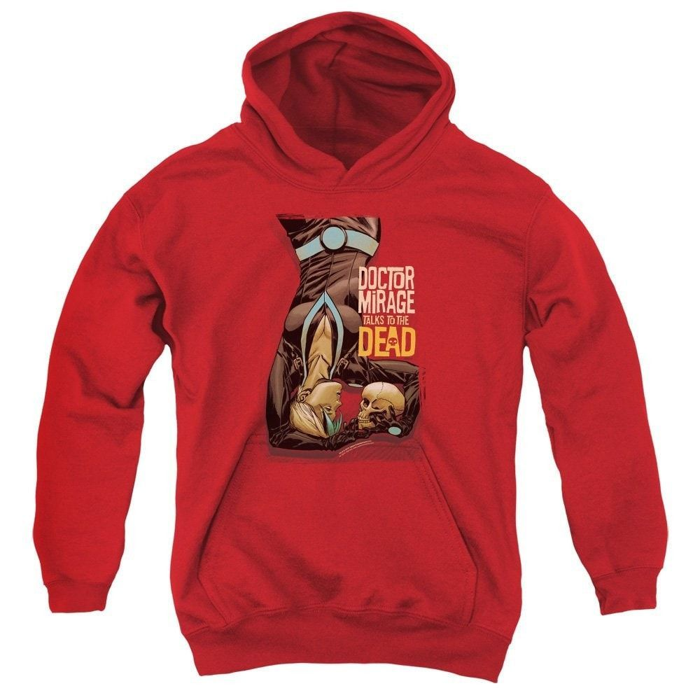 Doctor Mirage - Talks To The Dead Youth Pull-Over Hoodie