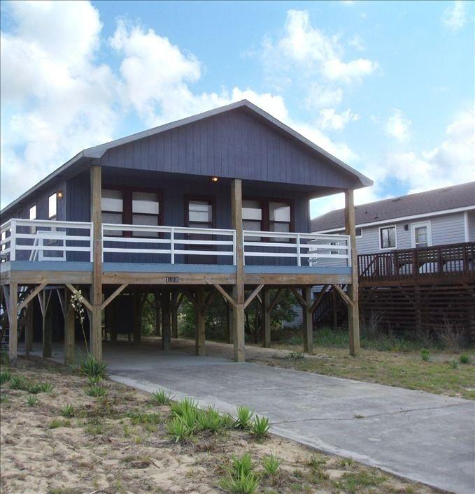 House vacation rental in Kill Devil Hills from VRBO.com! #vacation #rental #travel #vrbo