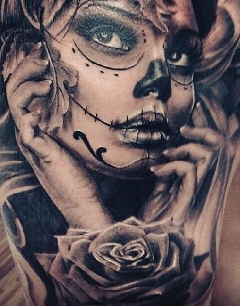 los muertos chicanoychicana estilo pinterest tattoo tatoo and tatting. Black Bedroom Furniture Sets. Home Design Ideas