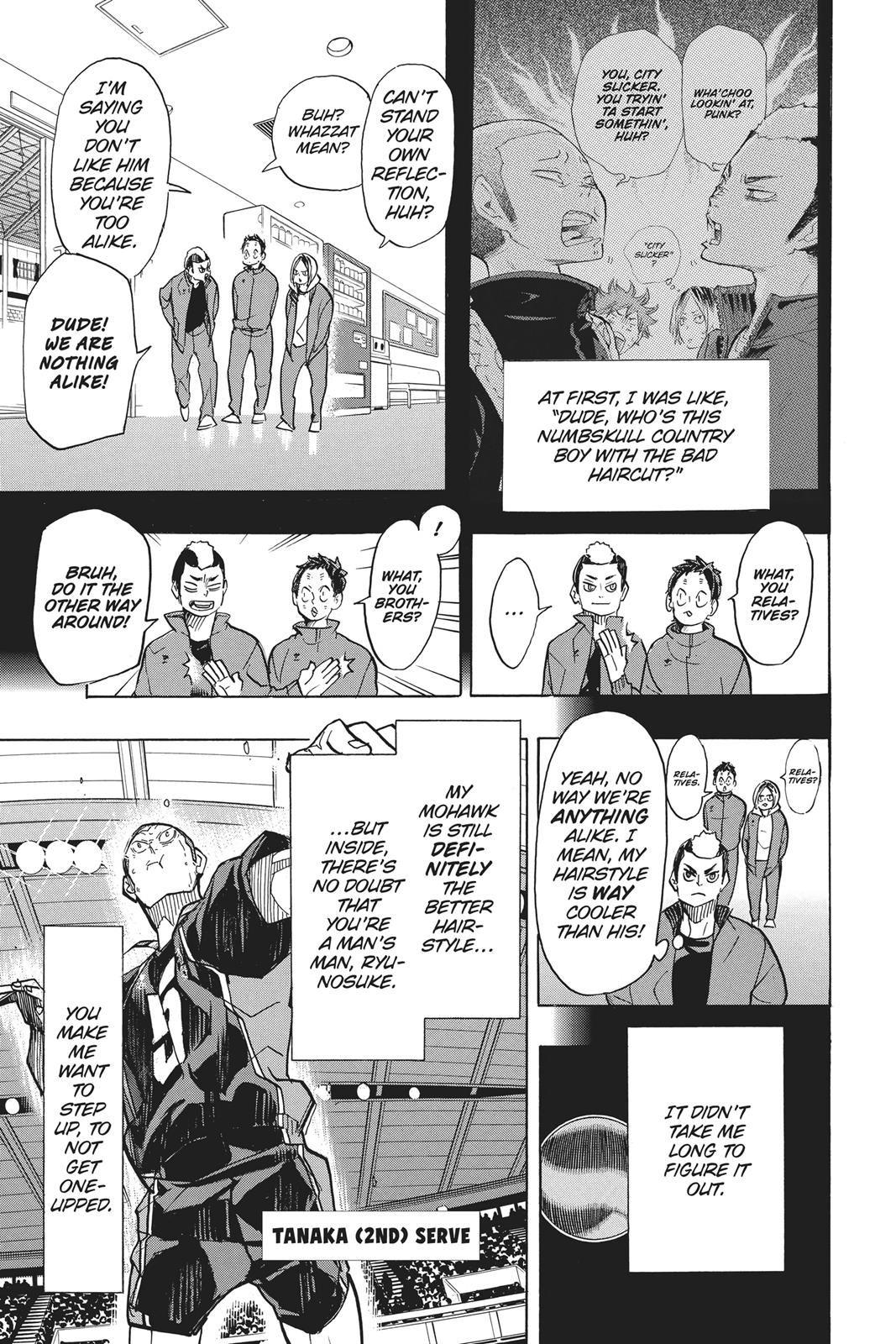 Haikyuu chapter 309 read haikyuu manga online in 2020